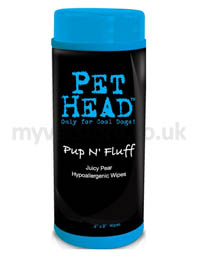 Pet Head Pup N Fluff Wipes